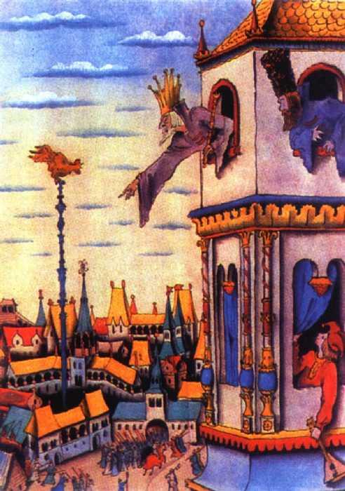 ...1945), один из известнейших мастеров советской книжной иллюстрации.